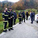 Del gasilske tehnične ekipe PGD Zagorje-mesto