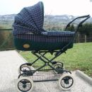 Podvozje z velikimi kolesi zelo uporabno za vse terene.