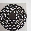 krog čipka - nimam več