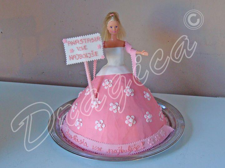 Cake Design Torta Barbie : Pin Barbie Torta I Pdfcastnet Picture Cake on Pinterest