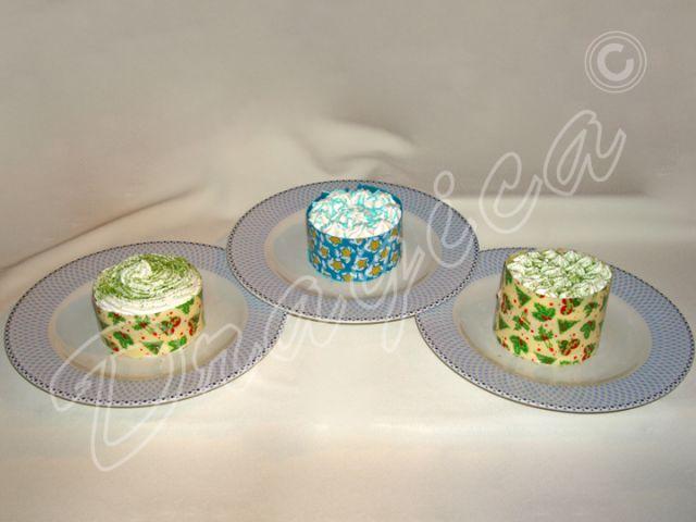 Mini tortice na hitro