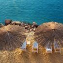 Plaža pred hotelom