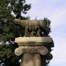 Volkulja z Romulom in Remom na Kapitlju
