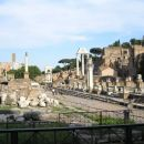 Foro Romano - ruševine