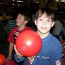 Aja, pa pozabil sem napisati, da poleg juda obožujem bowling.