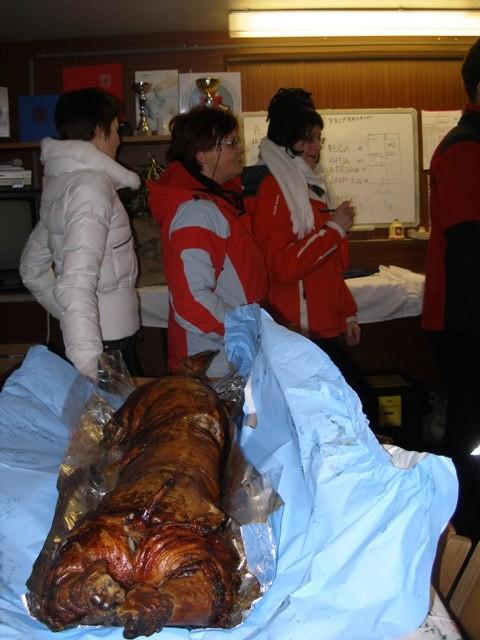 KVRP Kranj, novoletna in Julkina žurka 2008 - foto