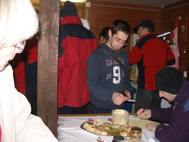KVRP Kranj, novoletna in Julkina žurka 2008 - foto povečava