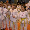 2. mesto na področnem v judo ml. deklice 2006