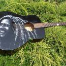 poslikava kitare, sebastjan šeremet