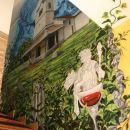slika in kip na steni#1, šeremet & smodiš