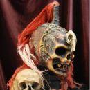 bone shaman- maska, smodiš