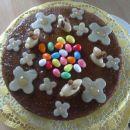 velikonočna korenčkova torta